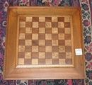 Country Checkerboard with Tray