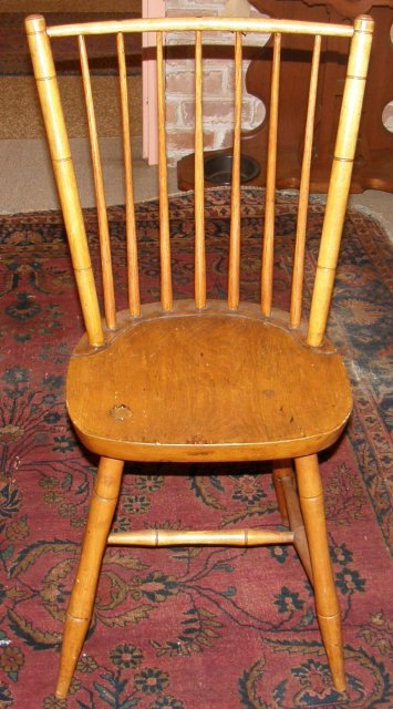 Set of Windsor Chairs