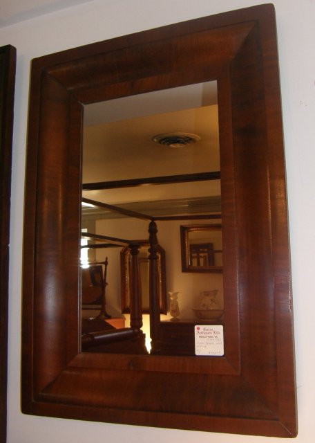 Ogee Framed Mirror