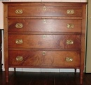 Four Drawer Batchelor's Chest of Drawers