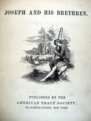 Joseph and His Brethren Pub by the American Tract Society