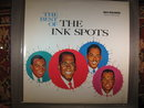 The Best of the Ink Spots 33 1/3 LP Two Record Set