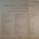 Benny Goodman 45 RPM EP 15-Record Set The Golden Age of Swing
