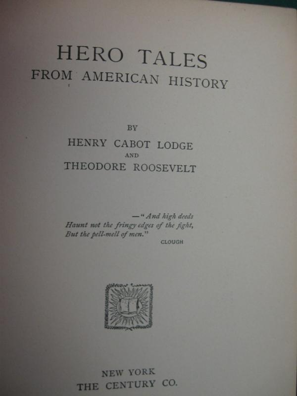 Hero Tales From American History