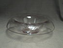 Pink Depression Glass Console Bowl