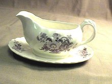 Royal Staffordshire Gravy Boat