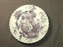 Royal Staffordshire Dinner Plate