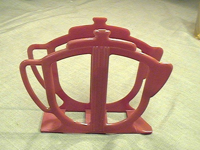 Plastic Napkin Holder Rogers Products
