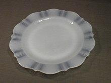American Sweetheart Monax Luncheon Plate