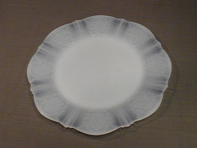 American Sweetheart Monax Salad  Plate