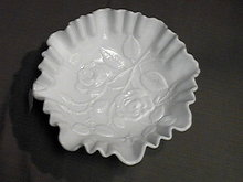 Westmoreland Milk Glass Bowl