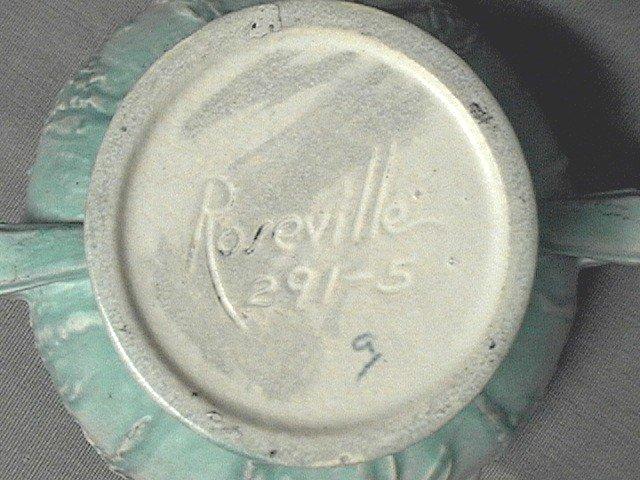 Roseville Bowl Moss 291-5