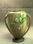Roseville Vase Hibiscus 897-8