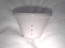 Vintage Dutch Porcelain Tea Strainer