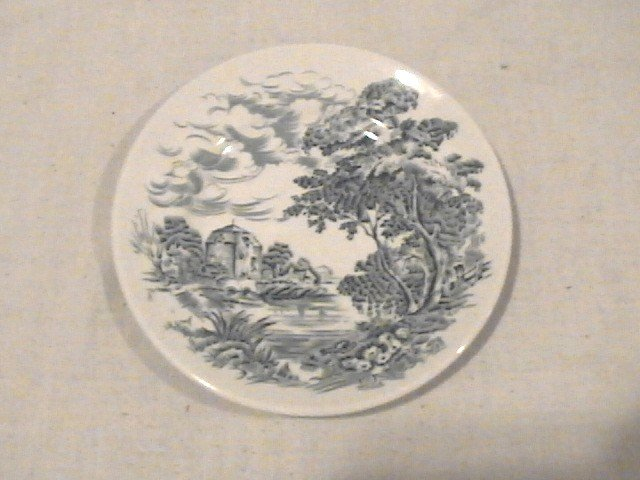 Wedgwood Countryside  Bread and Butter Plate