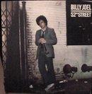 Bill Joel 52nd Street LP record