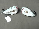 Pair of Marineland Whale Salt and Pepper Shakers
