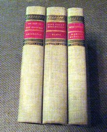 Books: Aristotle, Plato and Marcus Aurelius cp 1969