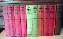 Tom Swift Books Original Series by Victor Appleton