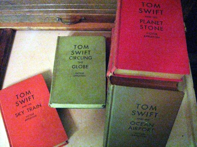 Tom Swift Books Original Series by Victor Appleton
