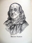 Poor Richard's Almanack by Ben Franklin cp 1914