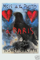 Jim Dine Limited edition Mois de Foto Paris 1998 serie