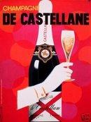 Champagne Castellane 1980 Eric reprint by Castellane