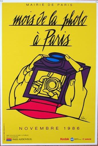 Mois de la photo a Paris