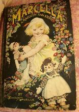 1929 Raggedy ann Book Marcella First edition Written for his daughter Anti Vaccination movement