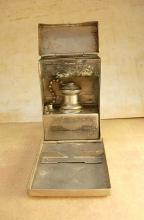 ANtique Medic Box Sterilizer Burner that has saved lives