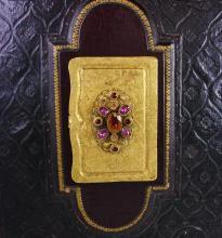 Antique Austro Hungarian Calling card case  GRAND TOUR Jewels