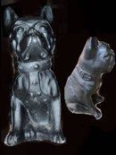 VICTORIAN BULLDOG large heavy DOORSTOP