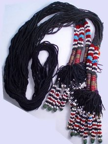 AFRICAN BEADED 55