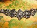 Antique GOTHIC Medieval LION 62 gram Bracelet
