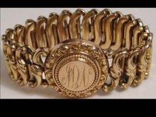 1905 MINERVA FANCY Victorian Bracelet
