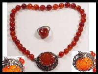 19 CENTURY DRAGON SNAKE Necklace vintage