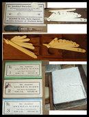 Antique German Full dental kit & rosewood box