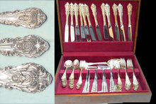 Sir Christopher Wallace sterling silverware 75p