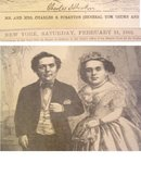 Rare Tom Thumb Wedding 1863 Two copies