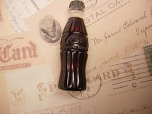 1950 Coke coca cola bottle hidden lighter