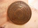 Antique Survey Marker Unused