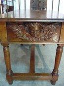 Antique Italian Writing Desk Circa 1880