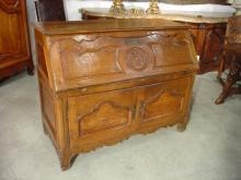 Period Louis XV Slant Front Desk-18th Century France
