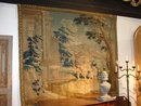 18th Century Italian Silk Tapestry