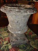 Pair of French Stone Urns