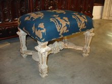 Louis XIV Style Tabouret from France