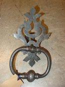 Iron Door Knocker from Provence
