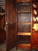 Antique Louis XV Style Buffet Armoire Bonnetiere