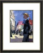 New Print Bernard Lamotte Reproduction Framed Proust Views Rectangle WA-143
