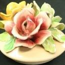 1950 Vase Capodimonte Ceramic 5-789-0